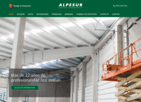 alpesur.com