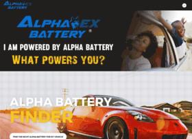 alpha-battery.com