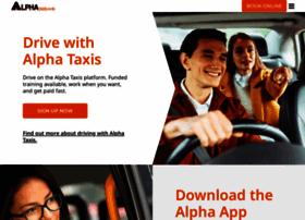 alpha-taxi.co.uk