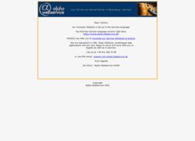 alpha-webservice.com