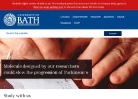 alpha.bath.ac.uk