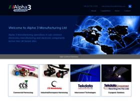 alpha3manufacturing.com