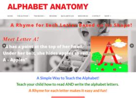 alphabetanatomy.com