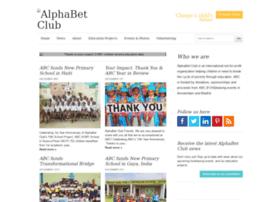 alphabetclub.org
