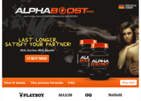 alphaboostpro.com