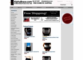 alphabrace.com
