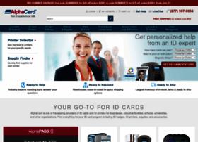 alphacard.com