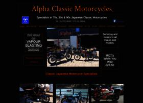 alphaclassicmotorcycles.com