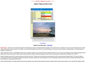 alphaclipboard.com