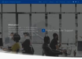 alphacomputersupport.com