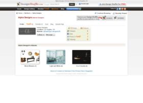 alphadesigns.designshuffle.com