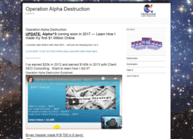 alphadestruction.com