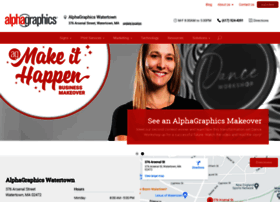alphagraphicswatertown.com