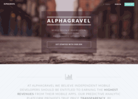 alphagravel.com