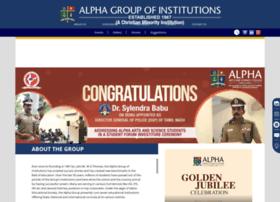 alphagroup.edu