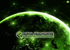 alphaheadhunter.com