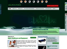 alphahealthcare.co.za