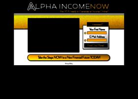 alphaincomenow.com