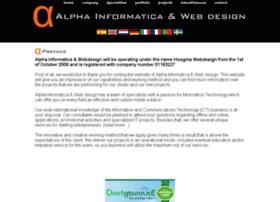 alphainformatica.com