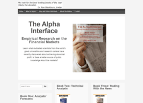 alphainterface.com