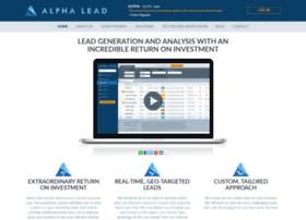 alphalead.com