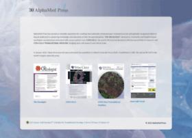 alphamedpress.com