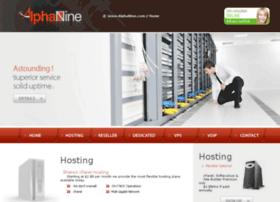 alphanine.com