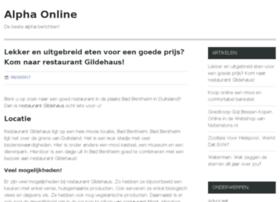alphaonline.nl