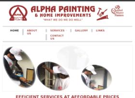 alphapaintingandhomeimprovements.com.au