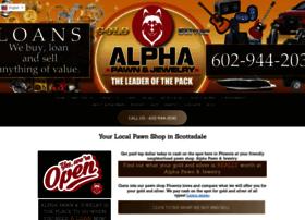 alphapawnbrokers.com