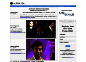 alphaseal.com