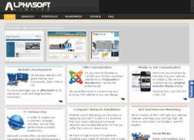 alphasoftgroup.com