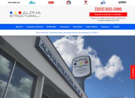 alphastructural.com