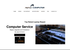 alphaurax-computer.com