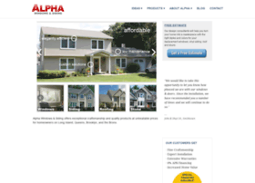 alphawindows.com