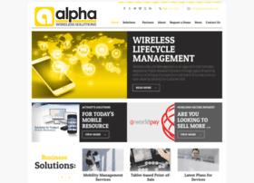 alphawireless.biz
