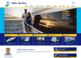 alphayachting.com