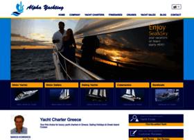 alphayachting.com