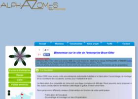 alphazomes-entreprise.com