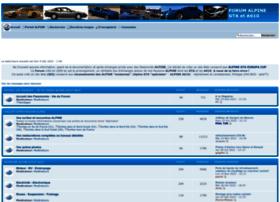 alpine-gta-europacup.forumperso.com