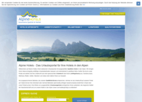 alpine-hotels.com