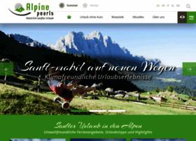 alpine-pearls.com