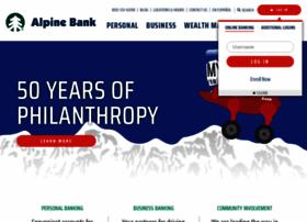 alpinebank.com