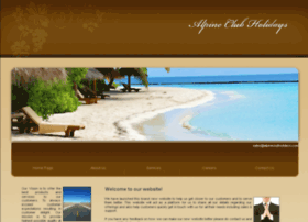 alpineclubholidays.com