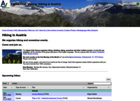 alpineclubvienna.org