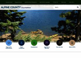alpinecountyca.gov