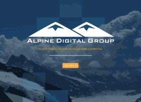 alpinedigitalgroup.com