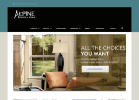 alpinedoorandtrim.com