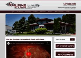 alpineeyecare.com