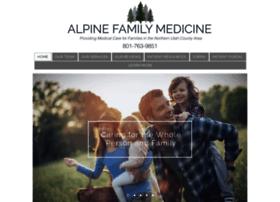 alpinefamilymedicine.com